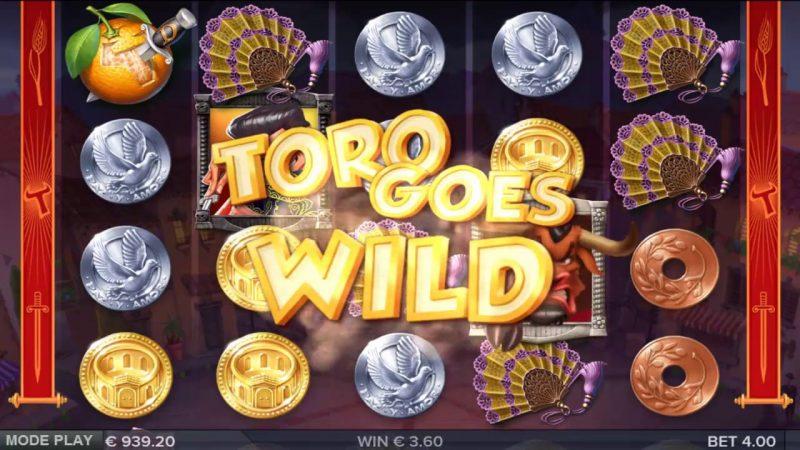 Wild Toro Feature