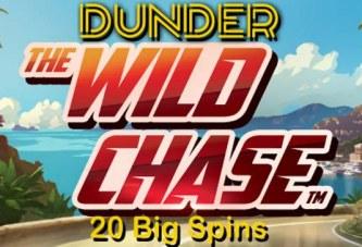 Ontvang 20 Big Spins bij Dunder!