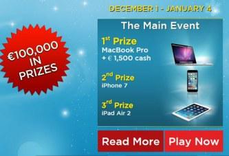 All I Want for Christmas Toernooi bij Slots Magic!