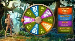 Tarzan Bonus Feature