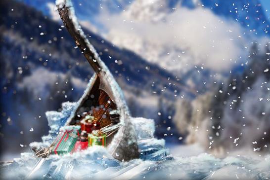 Maak een Scandinavisch winter mee bij Viks!