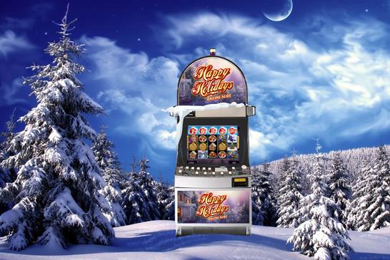 Winterse Gokkasten voor de koude Decembermaand!