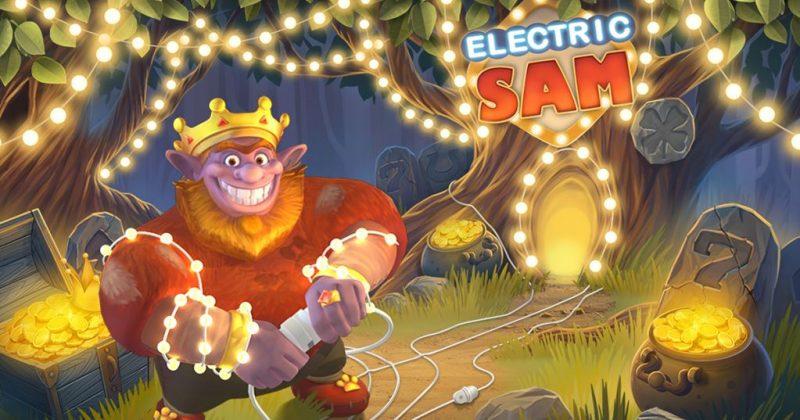 Electric Sam Welkomst