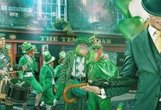 Win een VIP Reis naar Dublin met St Patrick's Day, Gratis Spins of Cash!