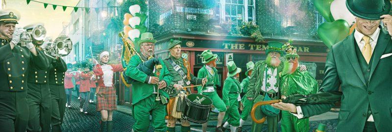 VIP reis naar Dublin