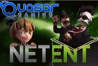 Nieuw Software Provider bij Quasar Gaming!