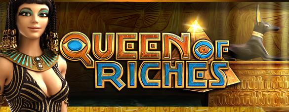 Queen of Riches Welkomst