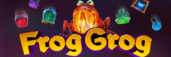 Frog Grog Welkomst