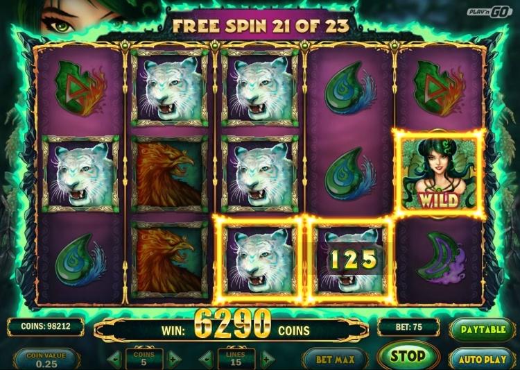 Jade Magician Gratis Spins