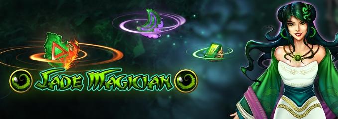 Jade Magician Welkomst
