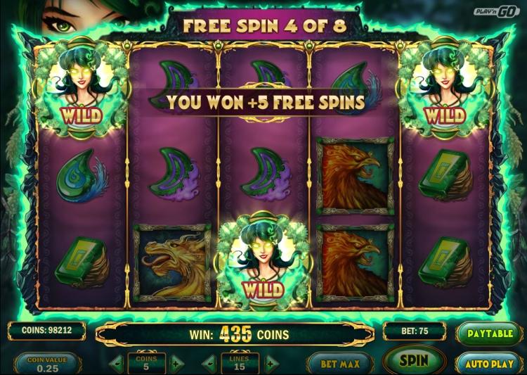 Jade Magician Wild