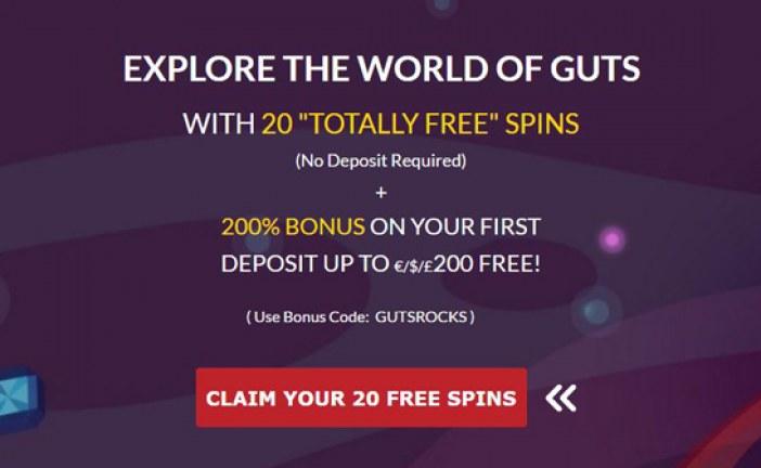 20 Exclusieve No Deposit Gratis Spins!