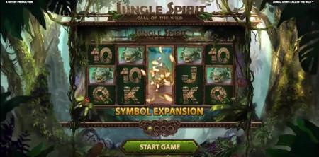 Jungle Spirit Expanding Wild