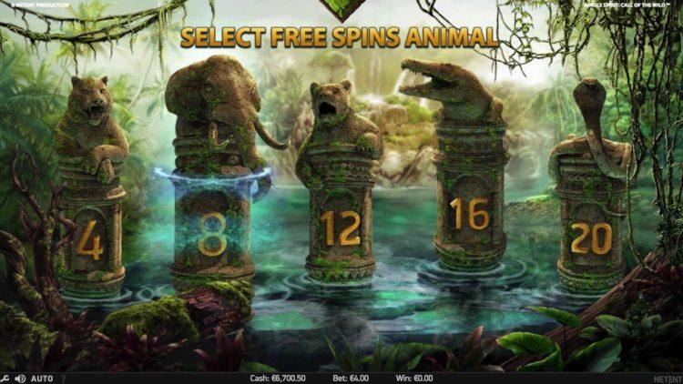 Jungle Spirit Gratis Spins