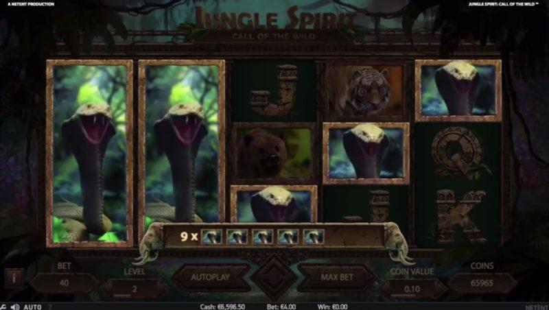 Jungle Spirit Slang