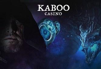 Eieren zoeken op Kaboo voor Echoes!