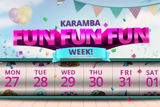 Een Weekje Lol met Karamba