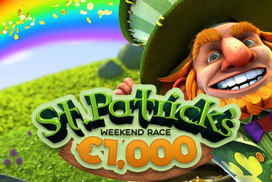 St Patrick's € 1.000 Weekend Race