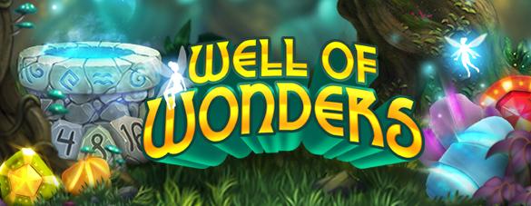 Well of Wonders Welkomst