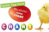 Elke dag gratis spins en € 2.000 winnen met Pasen!