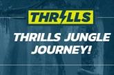 Jungle Journey Actie met grote prijzen bij Thrills
