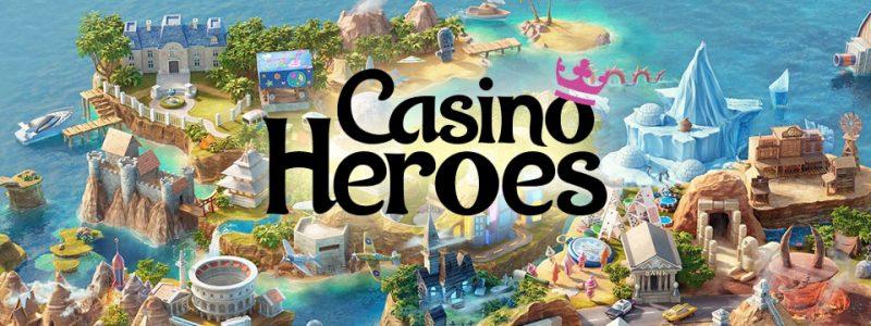 Casino Heroes Avontuur