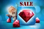 Sale op Gratis Spins bij Casino Heroes