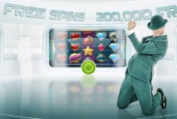 200.000 Gratis Spins Festival