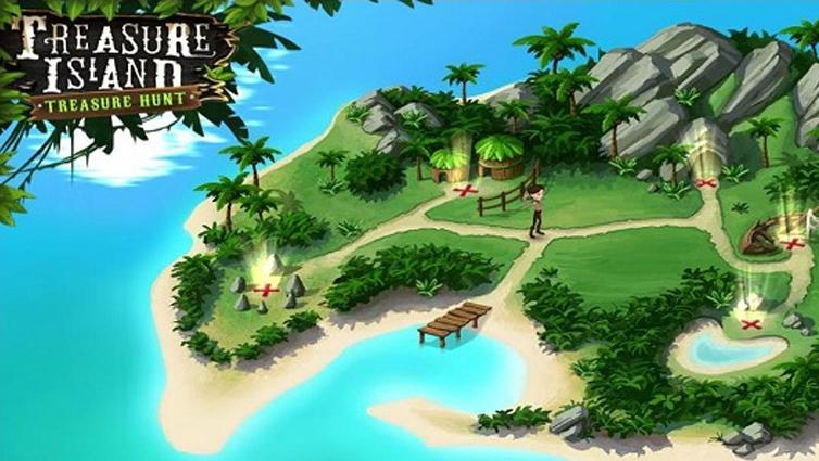 Oranje Cashback Treasure Island