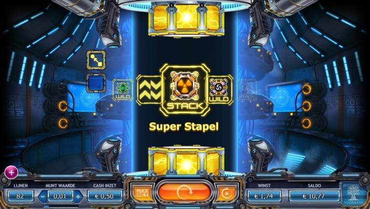Power Plant Super Stapel