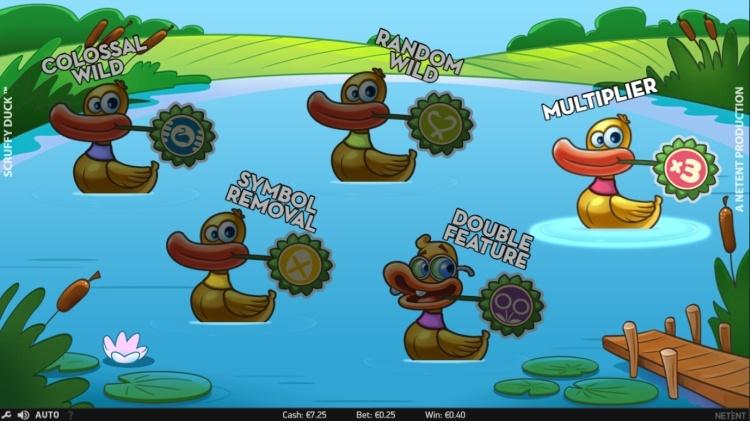 Scruffy Duck - Rizk Casino