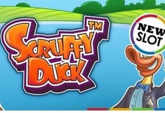 50 Gratis Spins op Scruffy Duck!