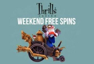 Gratis Spins Weekend