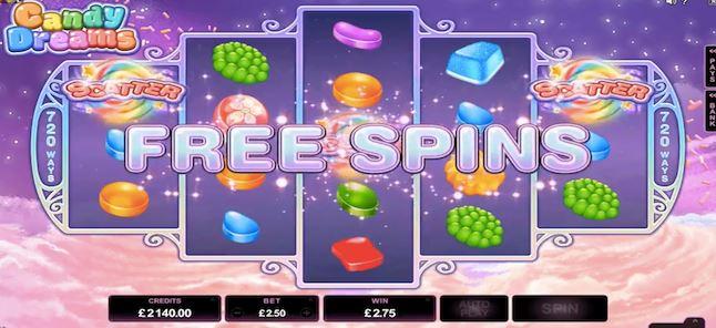 Candy Dreams Gratis Spins2
