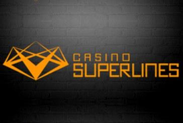 Gokkasten Speelautomaten verwelkomt Casino SuperLines!