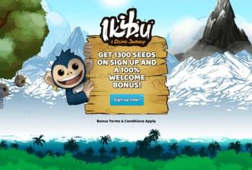 10 Gratis spins, No Deposit bij Ikibu!