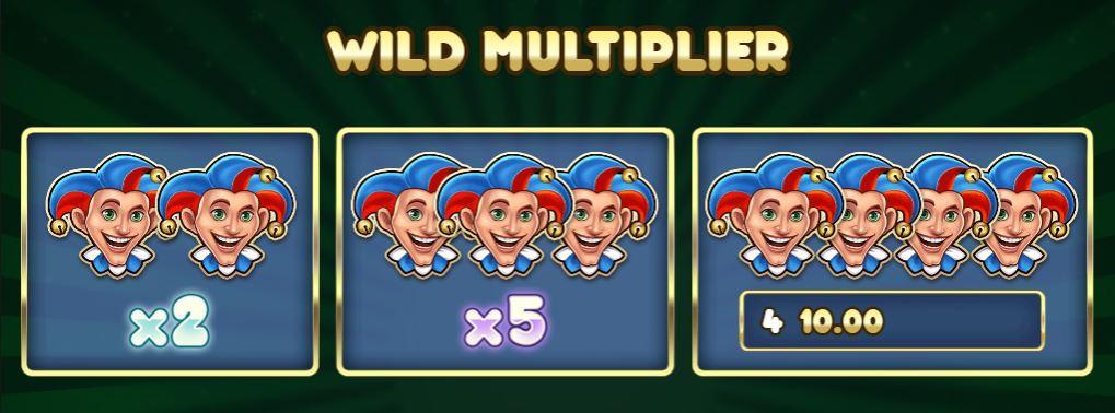 MultiFruit81 Wilds