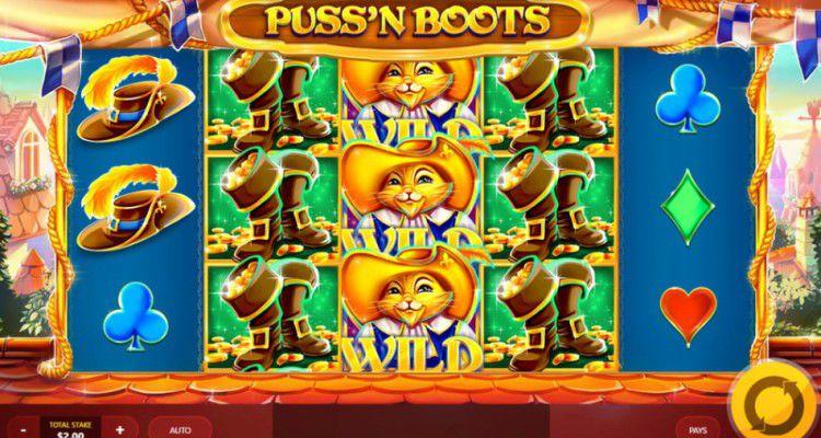 Puss N Boots Wild